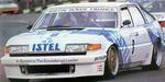 ROVER VITESSE - ISTEL - TIM HARVEY - WINNER CLASS A DUNLOP RAC BTCC 1987 001