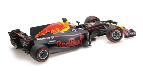 RED BULL RACING TAG-HEUER RB13 - DANIEL RICCIARDO - AUSTRALIAN GP 2017 – Bild 3
