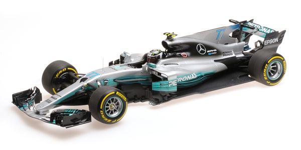 MERCEDES AMG PETRONAS FORMULA ONE TEAM F1 W08 EQ POWER+ - VALTTERI BOTTAS - SPANISH GP 2017