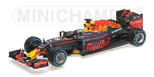 RED BULL RACING TAG HEUER RB12 - DANIEL RICCIARDO - BRAZILIAN GP 2016 L.E. 250 pcs.