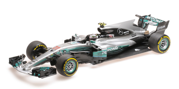 MERCEDES AMG PETRONAS FORMULA ONE TEAM F1 W08 EQ POWER+ - VALTTERI BOTTAS - CHINESE GP 2017 – Bild 1