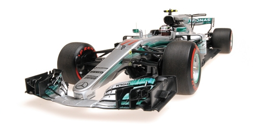 MERCEDES AMG PETRONAS FORMULA ONE TEAM F1 W08 EQ POWER+ - VALTTERI BOTTAS - 1ST WIN RUSSIAN GP 2017 – Bild 1