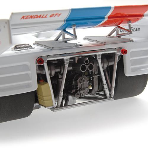 Porsche 917/10 Brumos Minichamps 155736559 1:18 Brumos Porsche - Haywood - CAN-AM CHALLENGE CUP MID OHIO 1973 – Bild 4