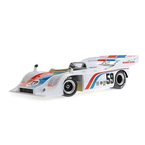 Porsche 917/10 Brumos Minichamps 155736559 1:18 Brumos Porsche - Haywood - CAN-AM CHALLENGE CUP MID OHIO 1973 – Bild 2