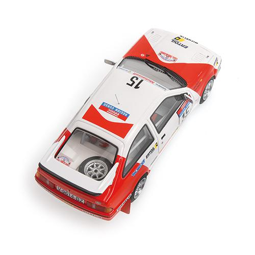 Ford Sierra RS Cosworth Minichamps 437878015 1:43 SAINZ/BOTO - TOUR DE CORSE 1987 – image 2