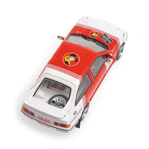 Ford Sierra RS Cosworth Minichamps 437878102 1:43 DROGMANNS/JOOSTEN - WINNER LOTTO HASPENGOUW RALLY 1987 – image 3