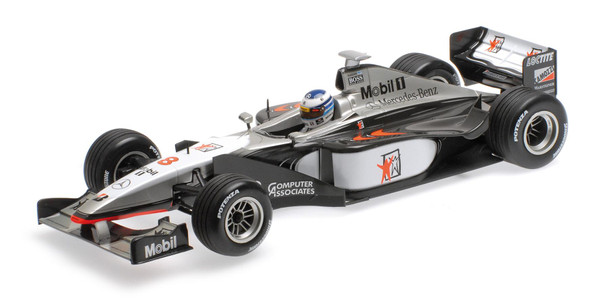 McLaren Mercedes MP4/13 1:18 Minichamps 186980008 Mikka Hakkinnen World Champion 1998 – image 1