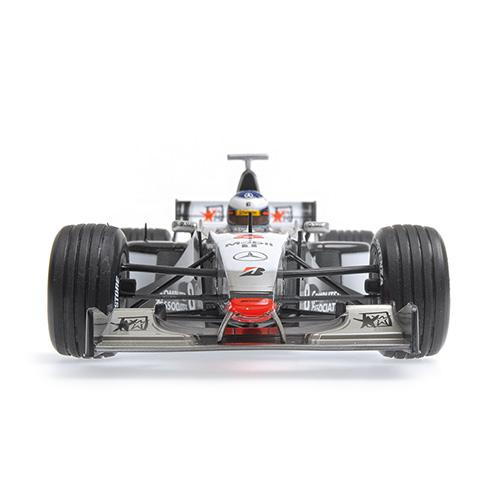 McLaren Mercedes MP4/13 1:18 Minichamps 186980008 Mikka Hakkinnen World Champion 1998 – image 4