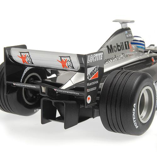 McLaren Mercedes MP4/13 1:18 Minichamps 186980008 Mikka Hakkinnen World Champion 1998 – image 5