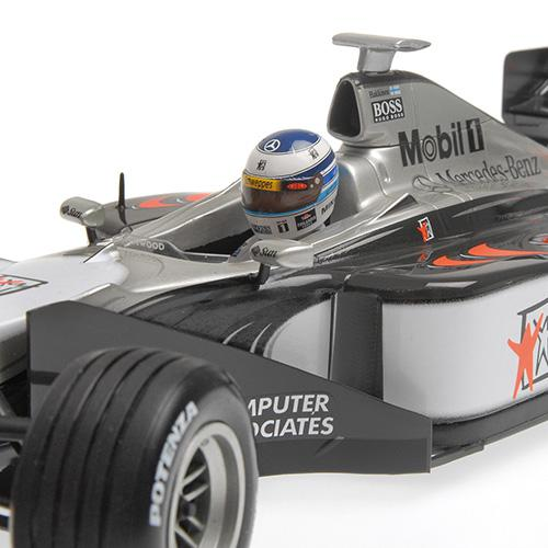 McLaren Mercedes MP4/13 1:18 Minichamps 186980008 Mikka Hakkinnen World Champion 1998 – image 7
