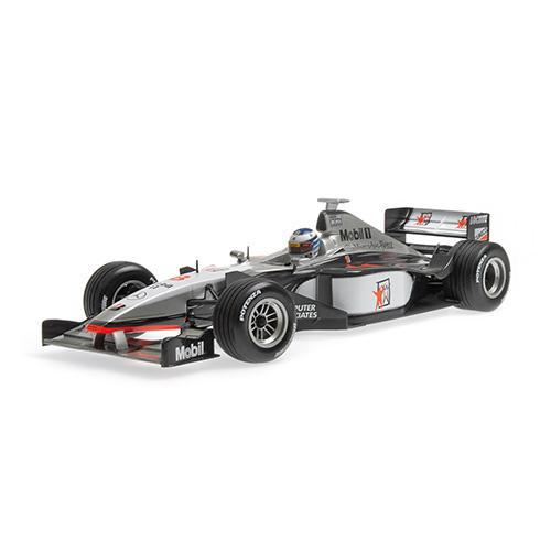 McLaren Mercedes MP4/13 1:18 Minichamps 186980008 Mikka Hakkinnen World Champion 1998 – Bild 6