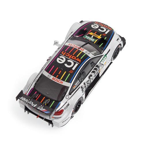 BMW M4 (F82) 1:43 Minichamps 410152491 BMW Team RMG - Marco Wittmann - DTM 2015 – Bild 2