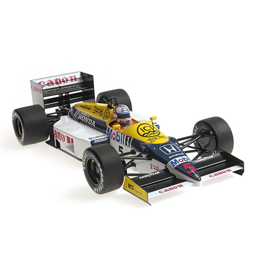 WILLIAMS HONDA FW11 - 1:18 - NIGEL MANSELL - 1986 Minichamps 117860005 – Bild 1