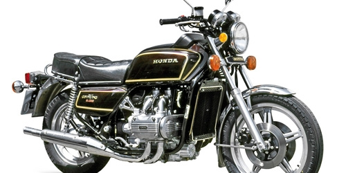 HONDA GOLDWING GL 1000 K3 - 1978 - BROWN METALLIC