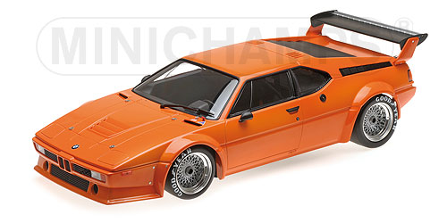BMW M1 PROCAR - ORANGE - 1979 – Bild 1