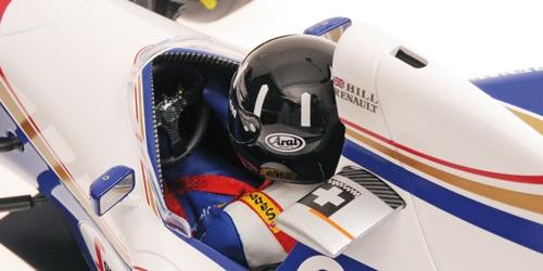 WILLIAMS RENAULT FW16 - DAMON HILL - 1994 – Bild 5