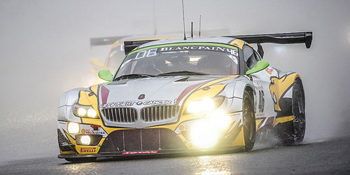 BMW Z4 GT3 (E89) - BMW SPORTS TROPHY TEAM MARC VDS - PALTALLA/LUHR/CATSBURG - WINNERS 24H SPA 2015