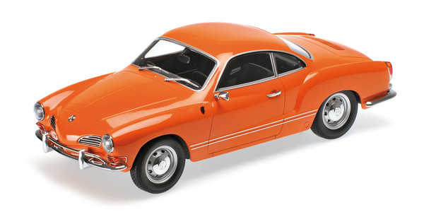VOLKSWAGEN KARMANN GHIA COUP� - 1970 - ORANGE L.E. 1002 pcs.