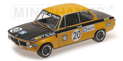 BMW 1600 - BMW ALPINA - HELMUT MARKO - CLASS WINNER AUSTRIA TROPHÄE SALZBURGRING ETCC 1970 – Bild 1