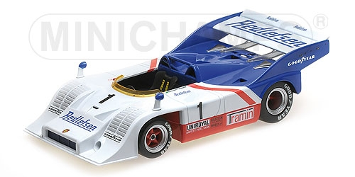 PORSCHE 917/10 - 'WILL-KAUHSEN RACING TEAM' - EMERSON FITTIPALDI - N•À_RBURGRING INTESERIE 1974 – image 1