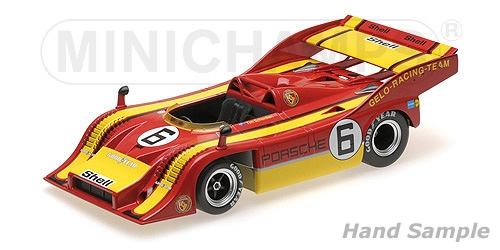 PORSCHE 917/10 - GELO-RACING TEAM - TIM SCHENKEN - WINNER INTERSERIE ZANDVOORT 1975