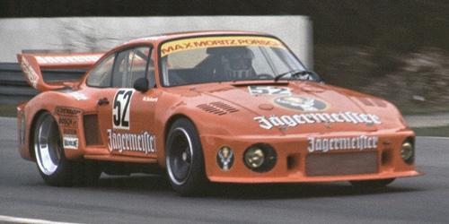 PORSCHE 935 - MAX MORITZ RACING - MANFRED SCHURTI - DRM 1977