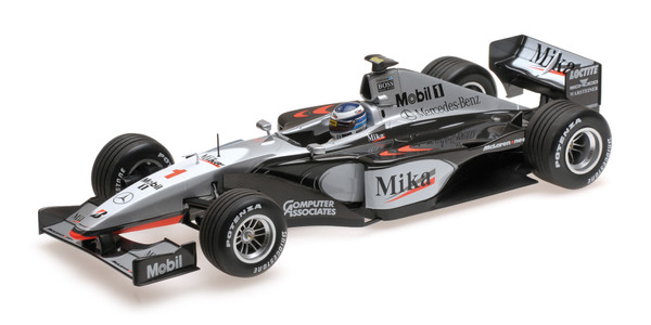 MCLAREN MERCEDES MP4/14 - MIKA HAKKINEN - WORLD CHAMPION - 1999 – Bild 1