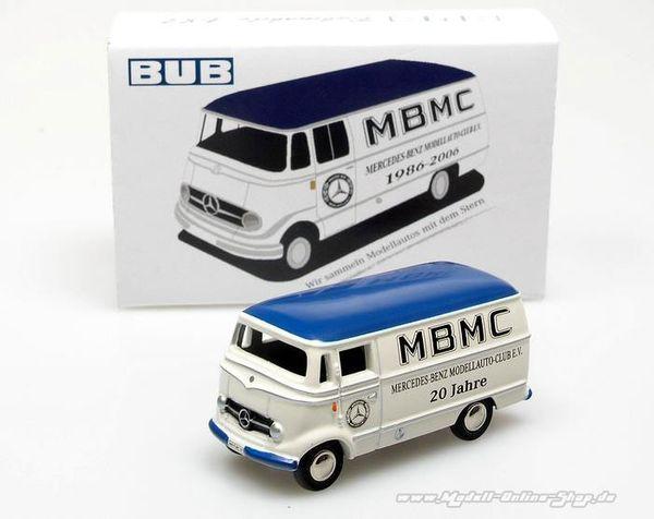 """Mercedes L319 """"20 Jahre MBMC"""" – Bild 3"""