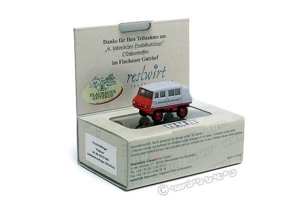 "Puch-Steyr Haflinger ""Flachau"" – Bild 3"
