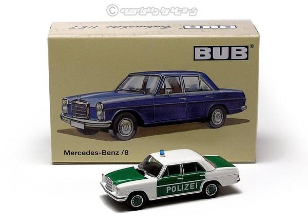 MB /8 Limousine POLIZEI – Bild 3