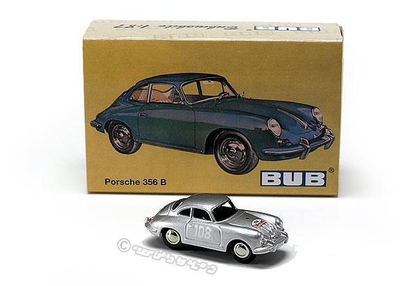 Porsche 356B  Coupe #108 , siber – Bild 2