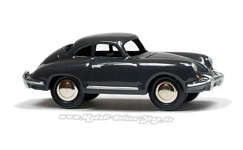 "Porsche 356 B T5 Coupe ""schiefergrau"" – Bild 4"