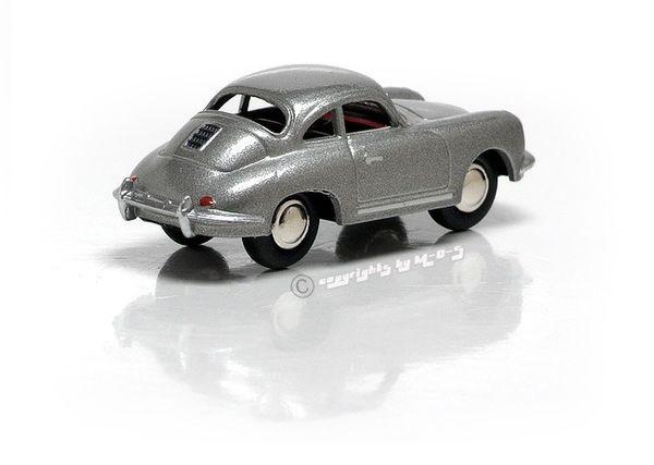 Porsche 356 B T5 Coupe, grau-metallic – Bild 2