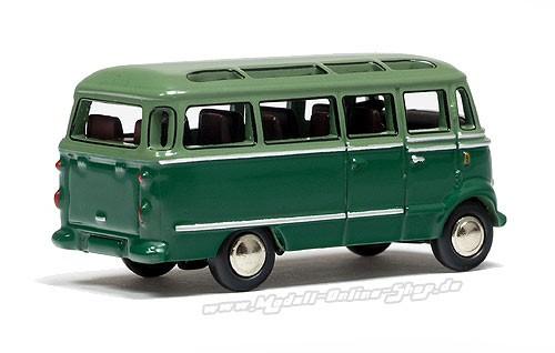 MB  0319 Bus, dunkelgrün/ hellgrün – Bild 2