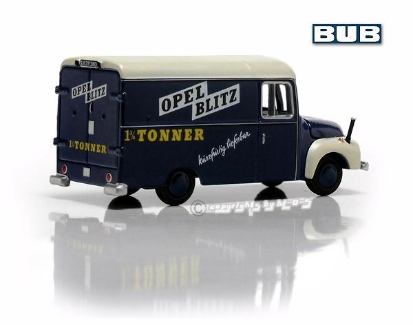 "Opel Blitz 1,75t Kastenwagen ""OPEL Blitz"" – Bild 3"