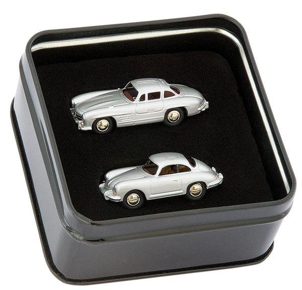 "Set ""3. Tiefenbronn-Classic 2011"" (300 SL/ 356 B Coupe)"