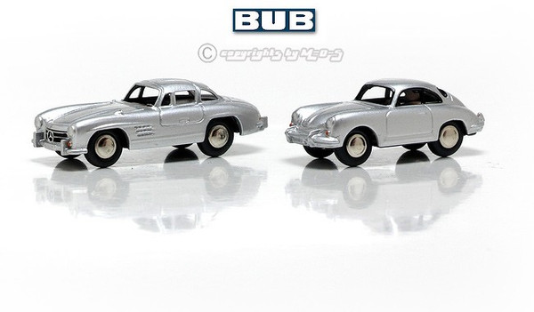 "Set ""3. Tiefenbronn-Classic 2011"" (300 SL/ 356 B Coupe) – Bild 3"