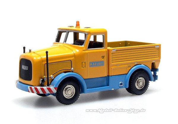 """Kaelble K632 """"Kaelble"""", blau-gelb"""