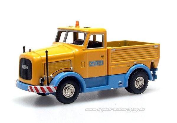 "Kaelble K632 ""Kaelble"", blau-gelb – Bild 1"