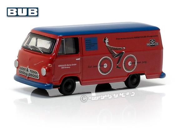 "Borgward B611 Kastenwagen ""HERCULES""  – Bild 1"