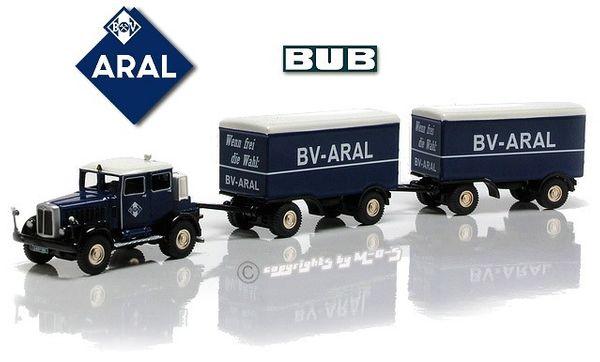 """Hanomag ST100/2 Kofferhänger """"BV-ARAL""""  – Bild 1"""