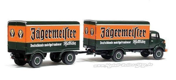 "Mercedes L911 "" Jägermeister "" – Bild 3"