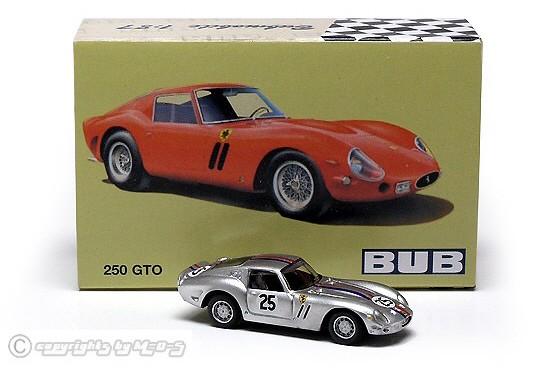 "Ferrari 250 GTO ""Le Mans 63"" #25, silber – Bild 3"