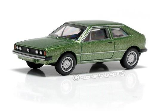VW Scirocco I, viper / grün-metallic – Bild 1