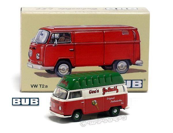 "VW T2 Hochraumkasten ""Gino's Gelati""  – Bild 3"