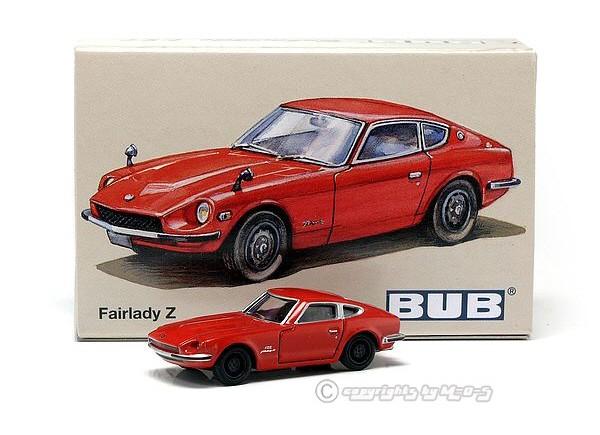 Datsun 240 Z Fairlady, rot – Bild 3
