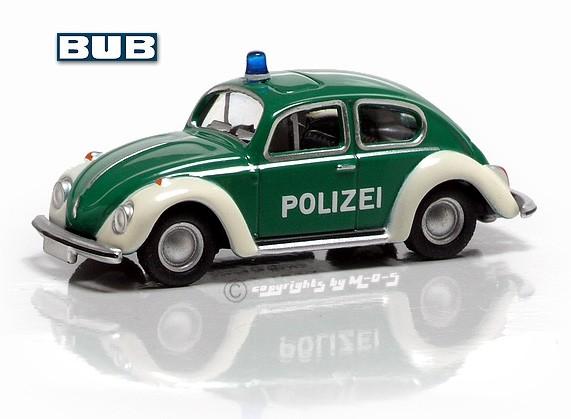 """VW Käfer 1302 """"POLIZEI"""""""