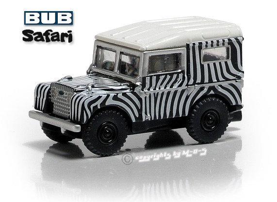 "LAND ROVER Serie II ""Landy Safari""  – Bild 1"
