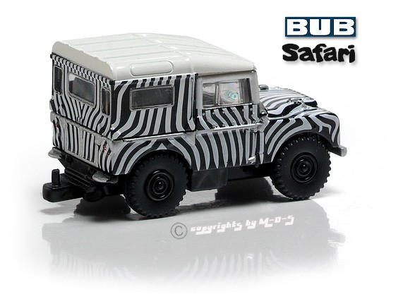 "LAND ROVER Serie II ""Landy Safari""  – Bild 4"