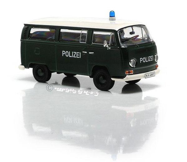 """VW Bus T2a Kombi """"POLIZEI""""  – Bild 4"""